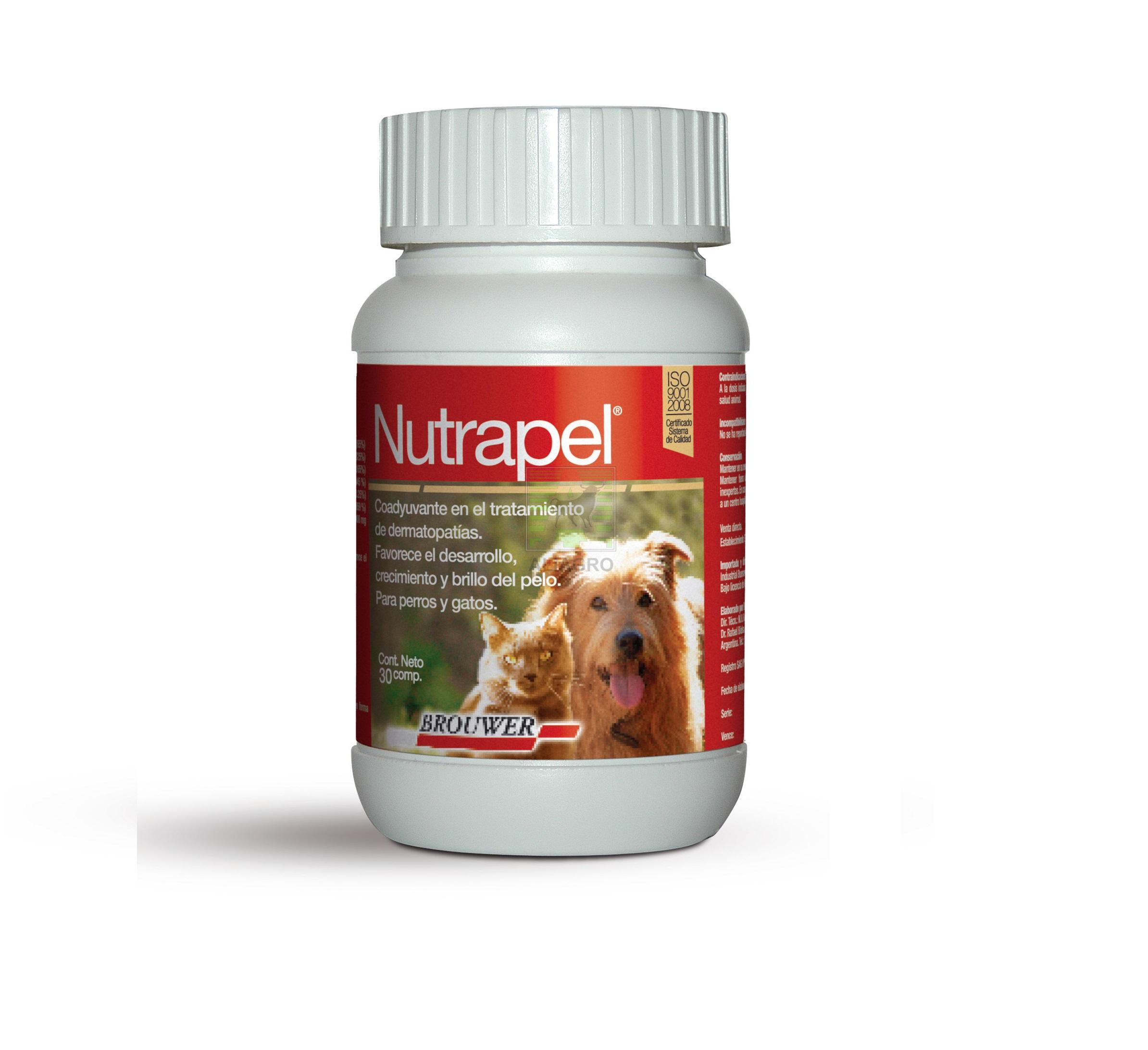 NUTRAPEL                   30 COMP